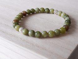 Armband jade - groen