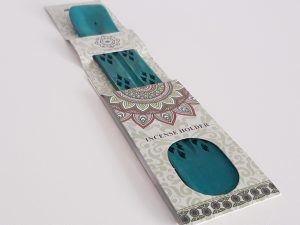 Incense holder green