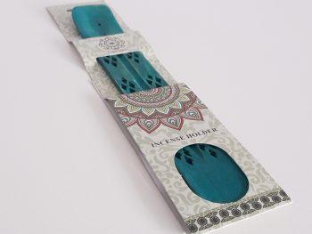 Incense holder green
