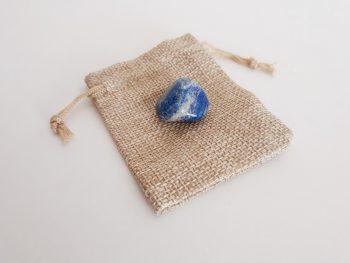 Trommelsteen lapis lazuli