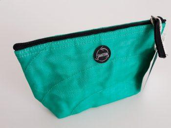 Toilettas groen emerald Smateria