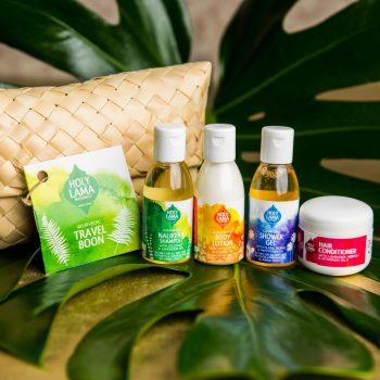 Reisset natuurlijke verzorgingsproducten - Holy Lama
