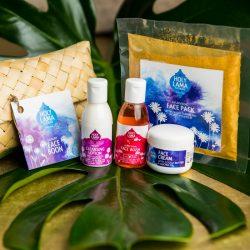 Geschenkset natuurlijke gezichtsverzorging