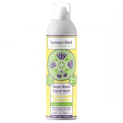 Natuurlijke shower mousse - tropical splash