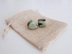 Jade knuffelsteentjes mini