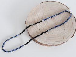 Halsketting Sodaliet Onyx