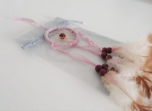 Droomvanger roze