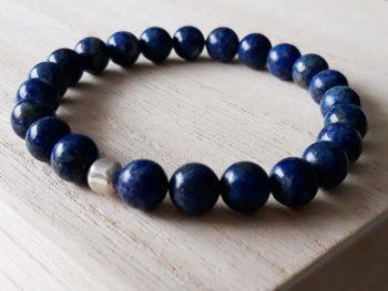 Armband lapis lazuli - mannen - unisex